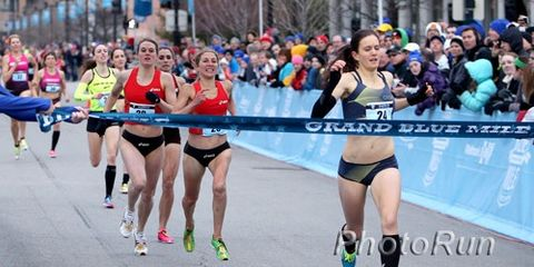 Kate Grace Road Mile Champ Arm Sleeves
