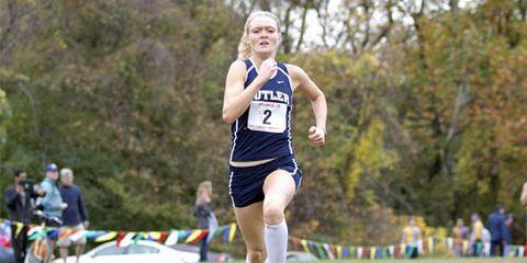 Butler University's Katie Clark