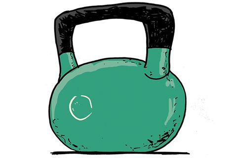 Become a Complete Athlete kettleball