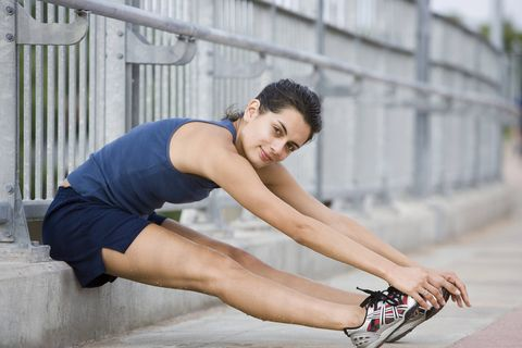 How to Return to Running After a Muscle Strain
