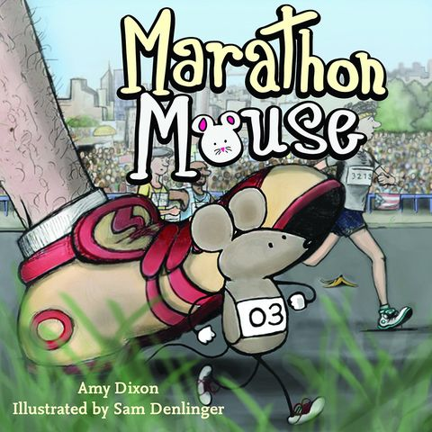 These 9 Children's Books About Running Will Get Your Kids to the Starting Line