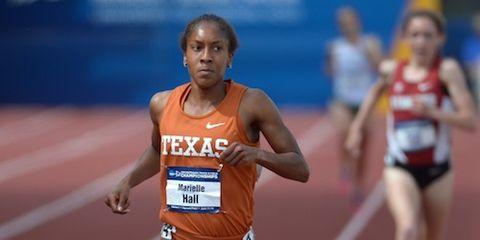 Marielle Hall NCAA 5K