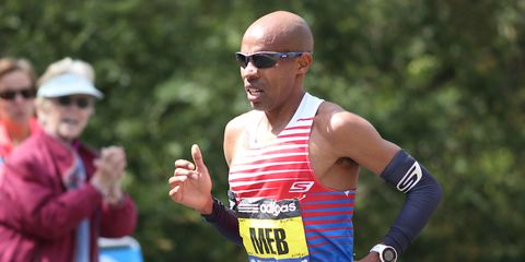 Meb to Pace SD half