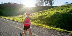 marathon runner Meghan Arbogast
