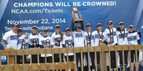 2014 NCAA XC Champs, Michigan State Women