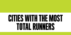 most total runners