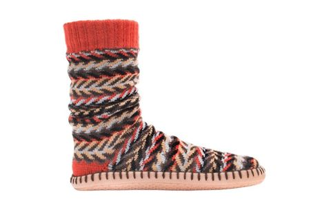 Muk Luks Slipper Sock