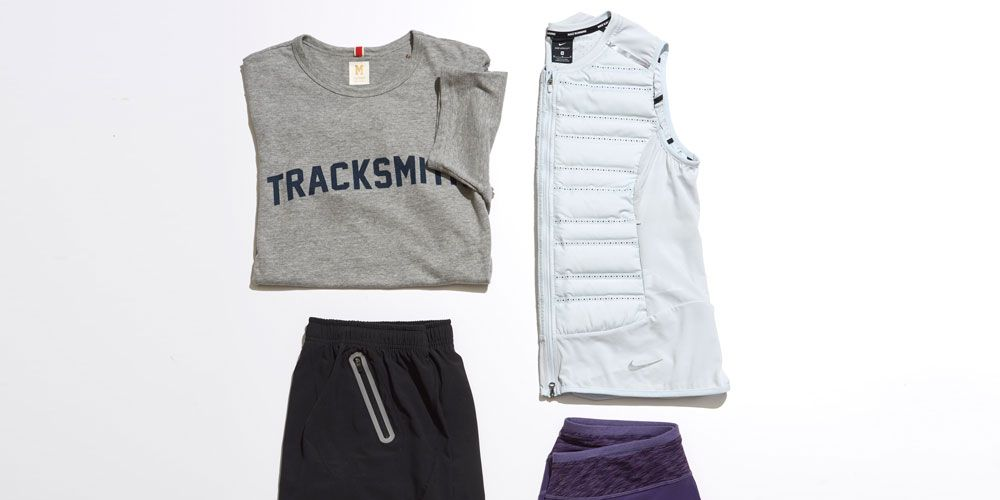 comfortable running clothes