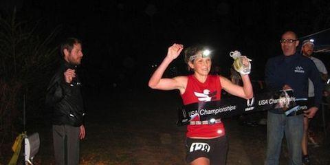 Nicole Studer Sub-15 Hour 100 Mile