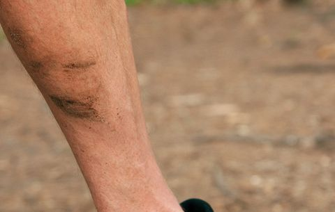 What Mud on Your Calves Really Means for Your Form