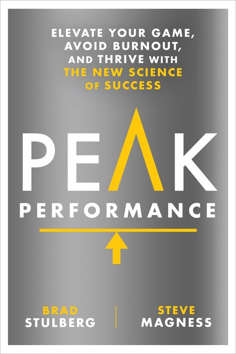 Peak Performance cover