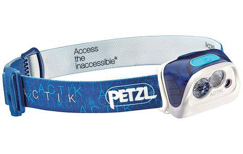 PETZL Actik + CORE battery