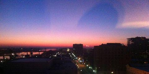 Little Rock at Dawn