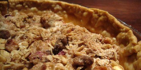 Ravenous Apple Cranberry Pie