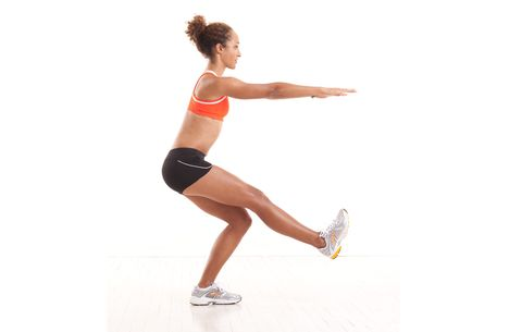 6 Squat Variations Every Runner Should Do
