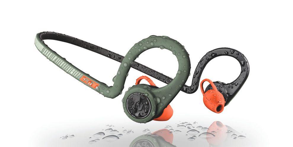 Plantronics BackBeat Fit headphones