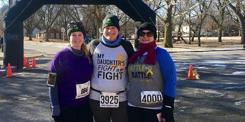 Moms Running for Cancer