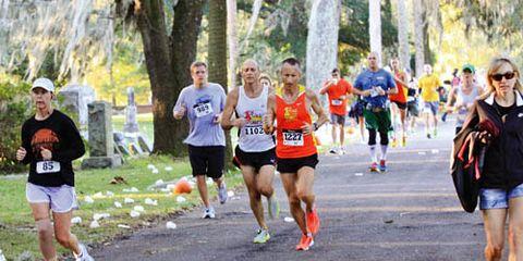 Evergreen Pumpkin Run