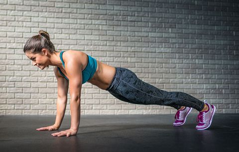 The Only 4 Strength-Training Exercises You Really Need