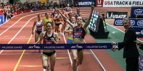 Colleen Quigley Millrose Games