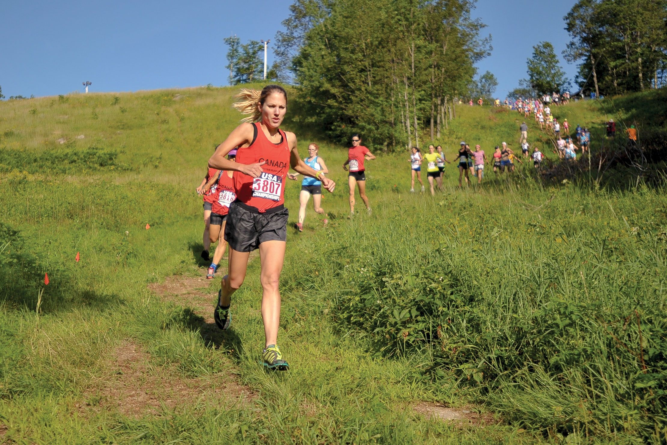 Earning Mountain Goat Status Runners World Circuit Fitness Newhampshire Ironman Pinterest