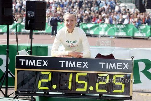 Why Paula Radcliffe's Marathon Record Has Lasted So Long
