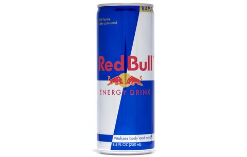 How Much Caffeine Is in a Can of Red Bull? | Runner's World