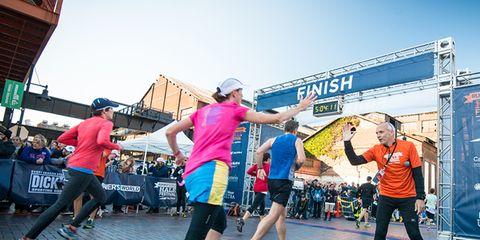 Rodale U Run Your First Marathon Promo