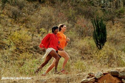 b4c0a6c490310 Scott Jurek training with a Tarahumara runner.