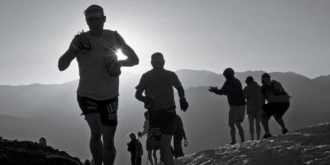 Is 100 Miles the new Marathon?