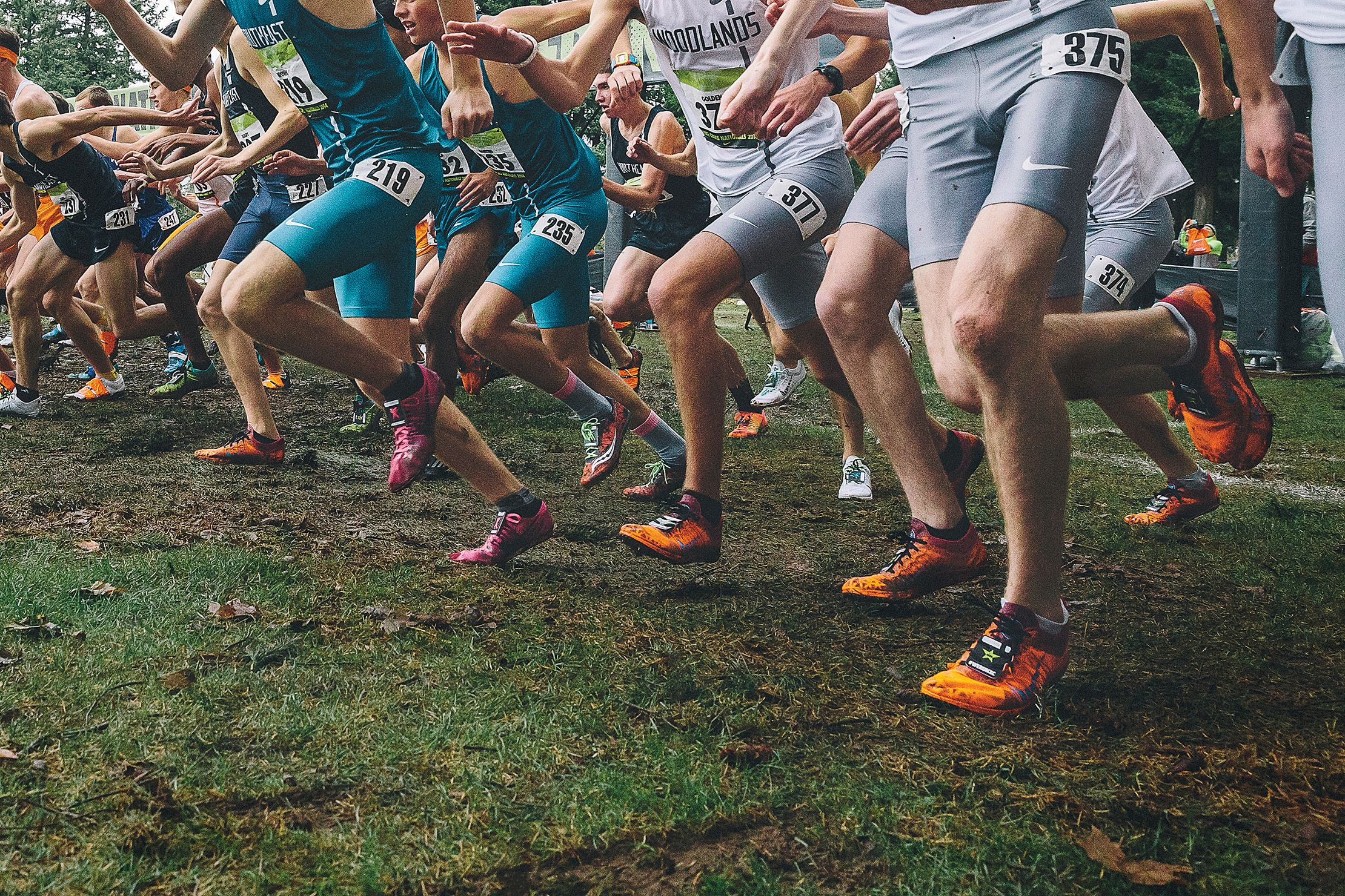 Running Times Fall 2015 Cross-Country