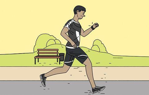 april 2017 the fast break race prep short rest for half-marathoners