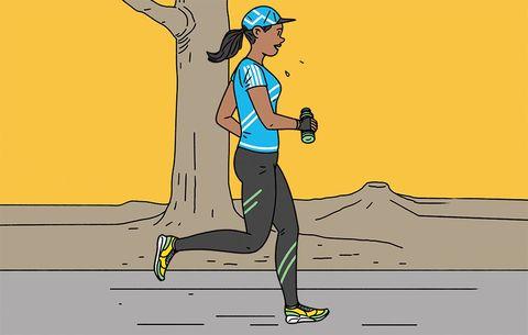 april 2017 the fast break race prep short rest for marathoners