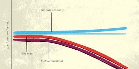 Running Economy Graph