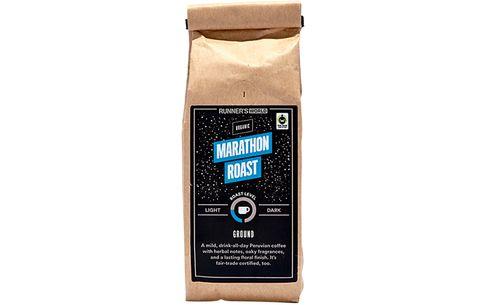 coffee for runners Marathon Roast Organic Coffee