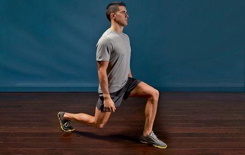 entrenamiento de fuerza para corredores de trail