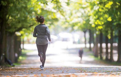 everyday runs