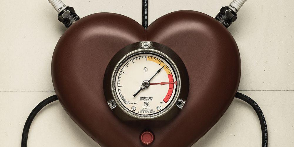 mechanical runner's heart