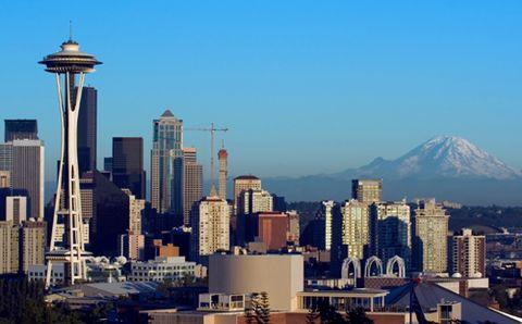 Run My City: Seattle