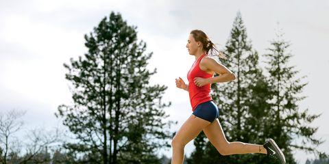running a 5K Shelby Houlihan