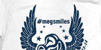 Meg Menzies memorial tee shirt