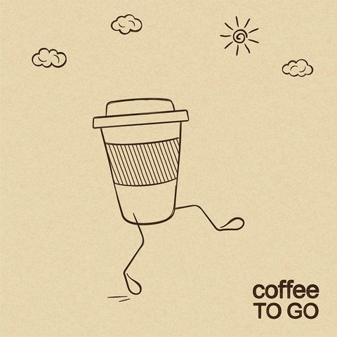 coffee running
