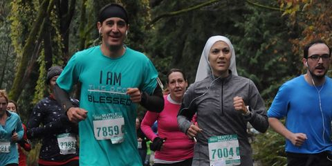 Running Nun