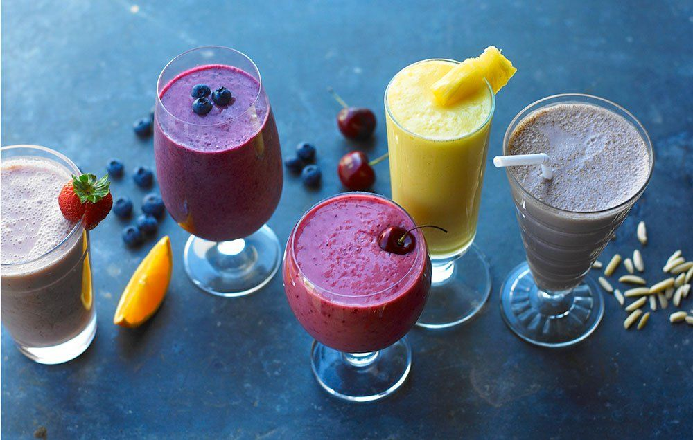20 Super Healthy Smoothie Recipes