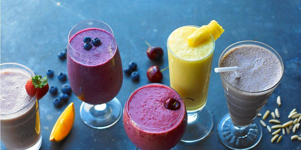 10 More Super Healthy Smoothie Recipes