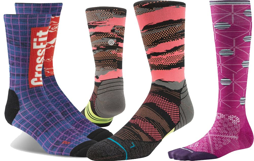 7 Cool Socks for Runners Who Like to