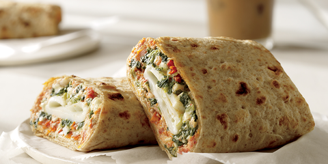 Starbucks Spinach, Feta, and Cage-Free Egg Whites Wrap
