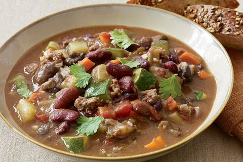Bean and Beef Chili