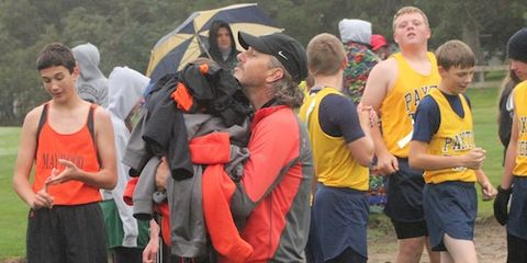 When to Change out of your sweats for a race