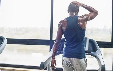 Sweaty Workout
